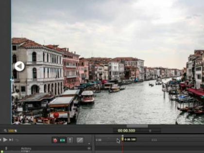 Create a Slideshow in Animate