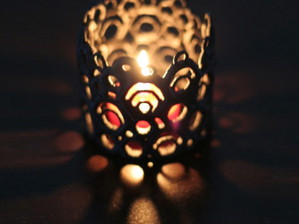 Create a Candle Holder in Ps