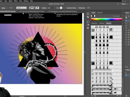 Adobe Illustrator: New Features, Pro Tips, and Time-savers